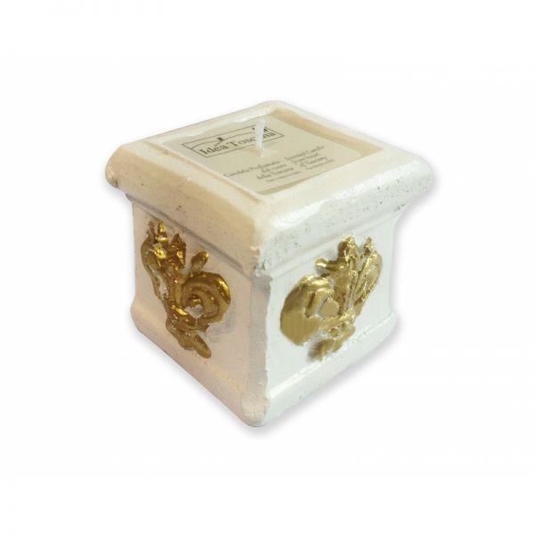 Duftkerze im Gefäß »Florentiner Lilie«